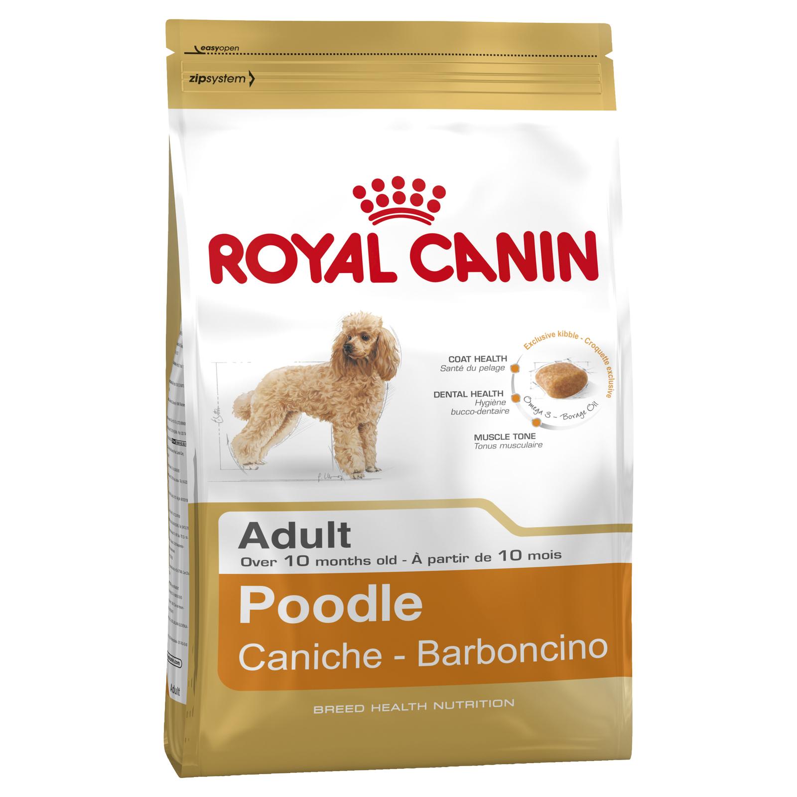 royal canin dry dog food for poodle adult. Black Bedroom Furniture Sets. Home Design Ideas