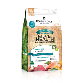 Ivory Coat Ocean Fish & Salmon Dry Cat Food 3kg