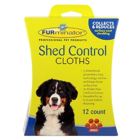 Furminator Shed Control Cloth for all Pets