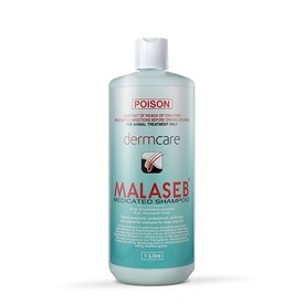 Malaseb Medicated Shampoo - 1 litre