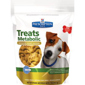 Hills Prescription Diet Canine Metabolic Advanced Weight Solution Treats 453g