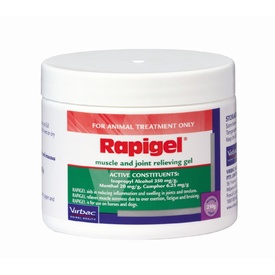 Rapigel Inflamation & Joint Repair Gel for Dogs & Horses 250g