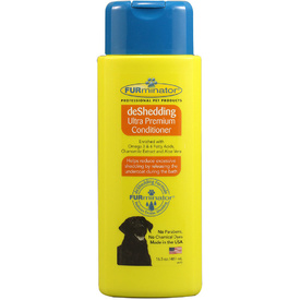 Furminator deShedding Ultra Premium Conditioner 473ml