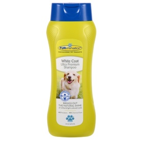 Furminator White Coat Ultra Premium Shampoo 473ml