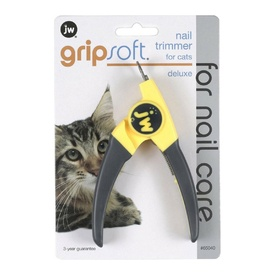 GripSoft Cat Nail Trimmer Deluxe