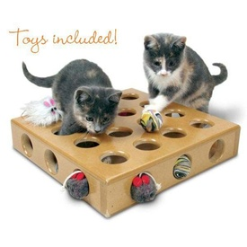 SmartCat Peek-and-Prize Large Toy Box