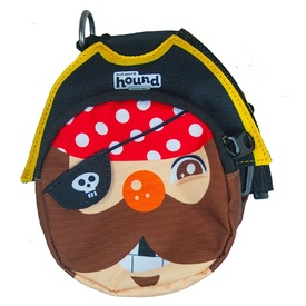 Pal Pak Dog Harness & Poo Bag Dispenser Combo - Pirate
