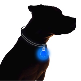 DogLite LED Collar Pendant Light for Dogs and Cats