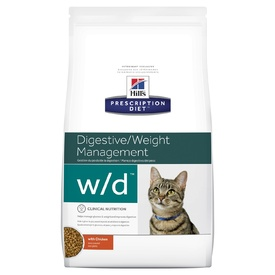 Hills Prescription Diet Feline W/D Weight Management Dry Cat Food