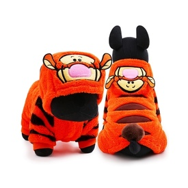 """Tigger"" the Tiger Onesie Costume for Cats or Dogs - Perfect For Parties or Halloween!"