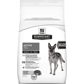 Hills Science Diet Canine Adult Active Dry Dog Food 22.6KG