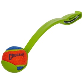 Chuckit! Pro 26 XL Ball Launcher - 66cm Long with Extra-Large Ball