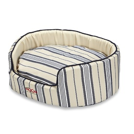 Snooza Buddy Pet Bed - Sorrento Stripes