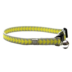 "T&S Safety Breakaway ""Empire Yellow"" Cat Collar"