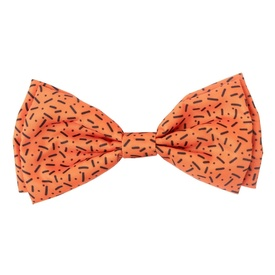 "Fuzzyard Bowtie for Cats or Dogs - ""Orange Safari"""