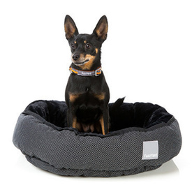 "Fuzzyard ""Luxembourg"" Reversible Dog Bed - Medium"