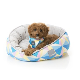"Fuzzyard ""South Beach"" Reversible Dog Bed - Medium"