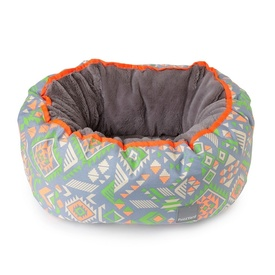 Fuzzyard Aztec Flash Cat & Small Dog Bed - One Size