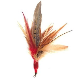 Da Bird Refill Wild Thing Feather Replacement for Cat Wand