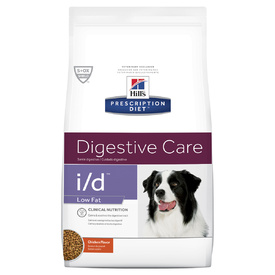 Hills Prescription Diet Canine i/d Low Fat Digestive Care Dry Dog Food