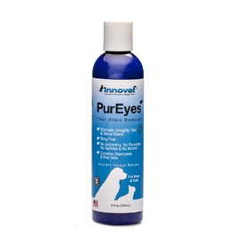 PurEyes Natural Tear and Saliva Stain Remover for Cats & Dogs - 120ml