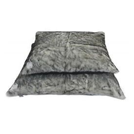 Deluxe Jess Cushion Bed Faux-Fur Luxury Pet Bed