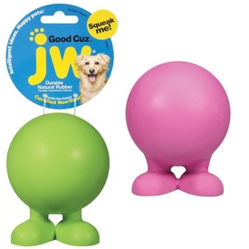 JW Good Cuz Squeaking Dog Toy