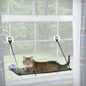 K&H EZ Window Mount Hammock for Cats