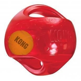 KONG Jumbler Ball with Hidden Tennis Ball