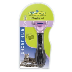 Furminator Hair Deshedding Tool for Small Cats