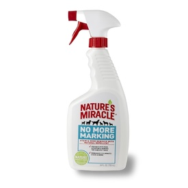 "Nature's Miracle ""No More Marking"" Stain & Odor Remover with Repellent 709ml"