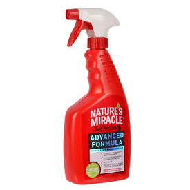 "Nature's Miracle Advanced Formula ""Just for Cats"" Severe Stain and Odor Remover - 709ml"
