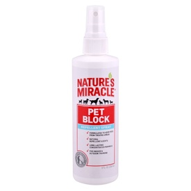 "Nature's Miracle ""Pet Block"" Repellent Spray for Dogs 236ml"