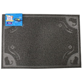Fresh Kitty Decorative Litter Trapper Mat - Large