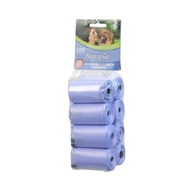 Spotty Bags to Go - Dog Waste Pick-up Bags - 120 Lavender