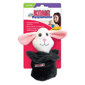 Kong Puzzlement Escape Cat Toy - Rabbit in a Hat