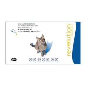 Revolution Flea & Worm Control for Cats & Kittens