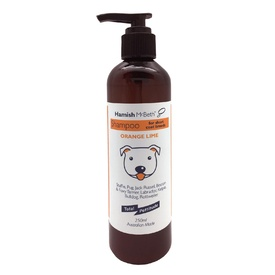 Hamish McBeth Shampoo for Staffies and Short Coats - 250ml