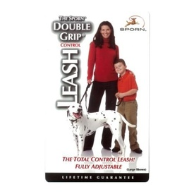 Sporn 5 Function Double Grip Control Dog Lead