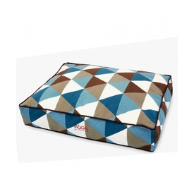 Snooza Shapes Dog Bed Oblong - Paragon Teal - Pre Order