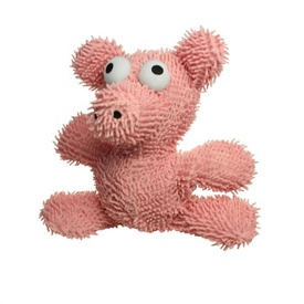 Mighty Microbibre Squeaker Pig for Dogs
