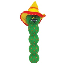 Mighty Tequila Worm Low Stuffing Dog Toy