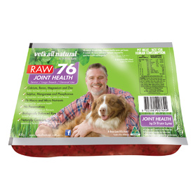 Vets All Natural RAW76 - Joint Health 800g - Frozen - In Store Pickup Only