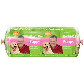 Vets All Natural Health Roll - Puppy 1kg - Frozen - In Store Pickup Only