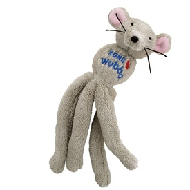 KONG Cat Soft Wubba Toy - Mouse