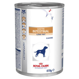 Royal Canin Gastro Intestinal Low Fat Can Prescription Dog Food 410g x 12 cans