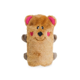 Zippy Paws Colossal Squeaker Buddie Dog Toy - Bear