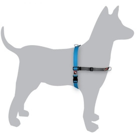 Black Dog Balance Halter (Front & Back attach)