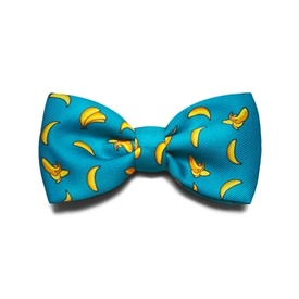 "Zee Dog Bow Tie for Cats or Dogs - ""Banana Shake"" *Limited Edition*"