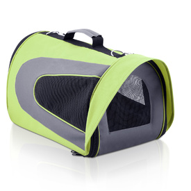 Pet Carrier & Travel Bag for Cats, Dogs and Small Pets - Lime Green